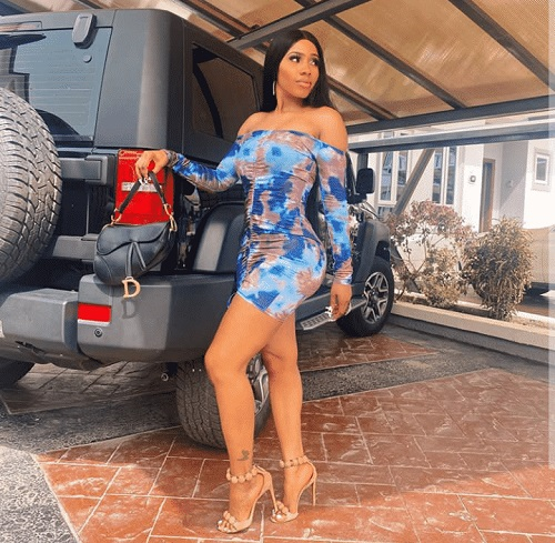 BBNaija Star Mercy Eke Starts Up Her Own Real Estate Company, Lambo Homes