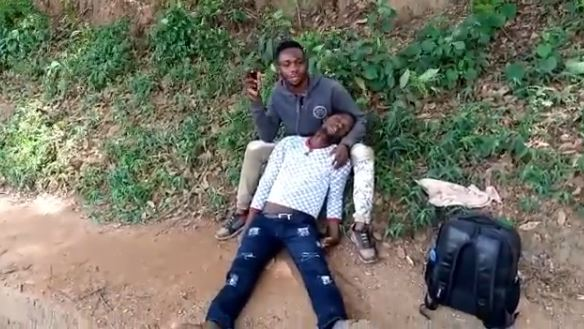 Man Reveals How Policeman Allegedly Dumped His Dead Friend