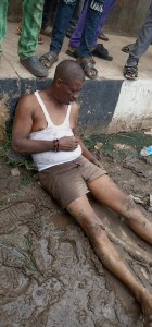officers reportedly beat man to stupor in Abeokuta