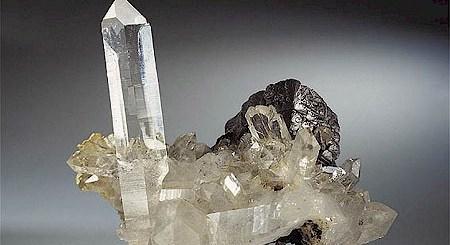 Quartz Rock Crystal