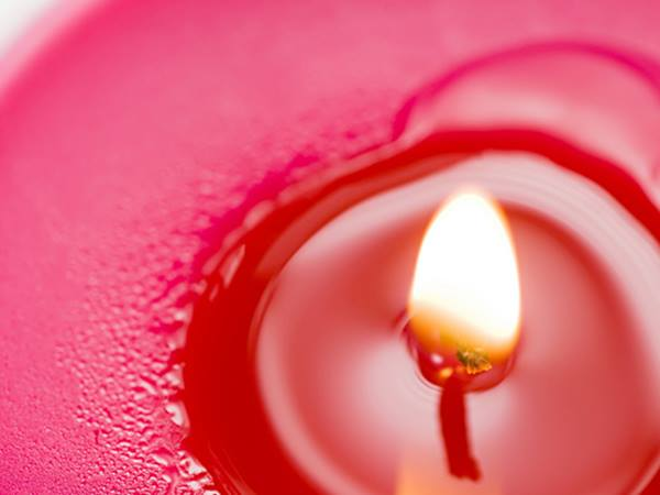 Light a Candle or Burn Incense