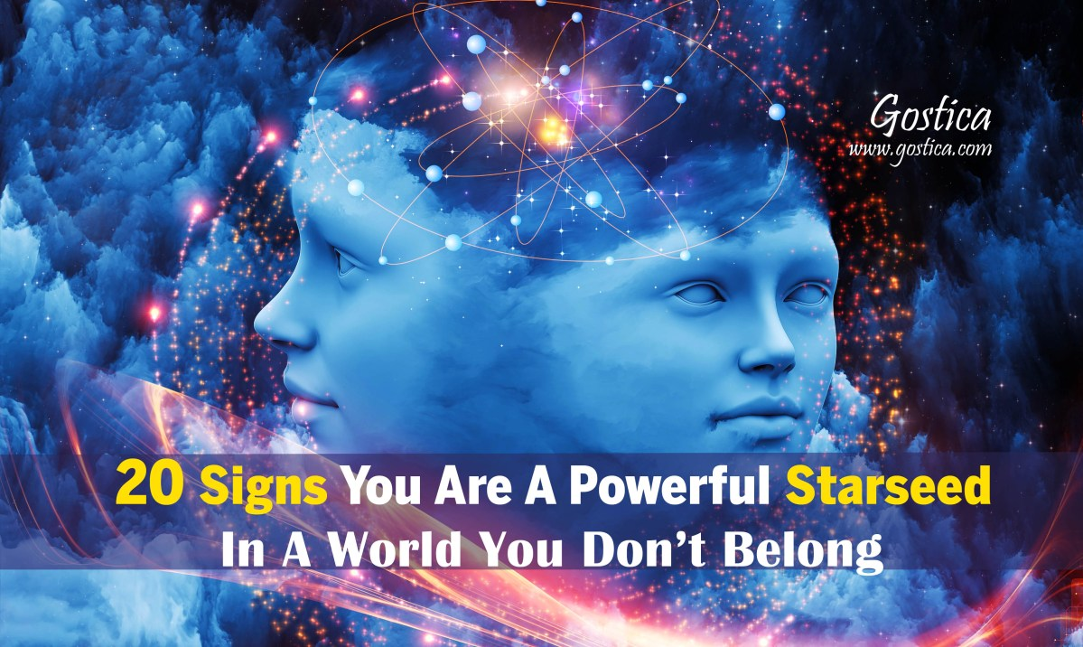 20 Signs You Are A Powerful Starseed In A World You Don't Belong