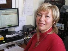 Ирина Литовченко, учредитель и директор радиостанции «Гармония мира»