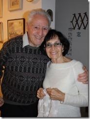 Ион с супругой - Люсей Деген