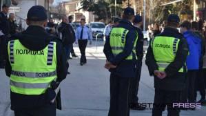 Двајца гостиварци осудени на затворски казни приведени и спроведени во КПУ Тетово