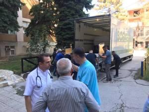 Иселеник од гостиварско Страјане донираше 65 кревети за болницата