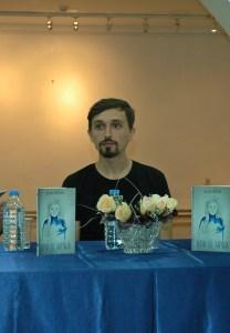 Во среда навечер во Гостивар промоција на новата стихозбирка од Дејан Крстески