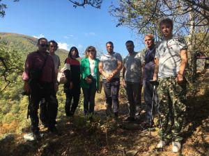 За прв пат сондажно археолошко истражување на Калето кај гостиварското село Равен