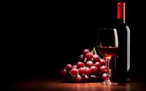 Здравствени придобивки од црното вино
