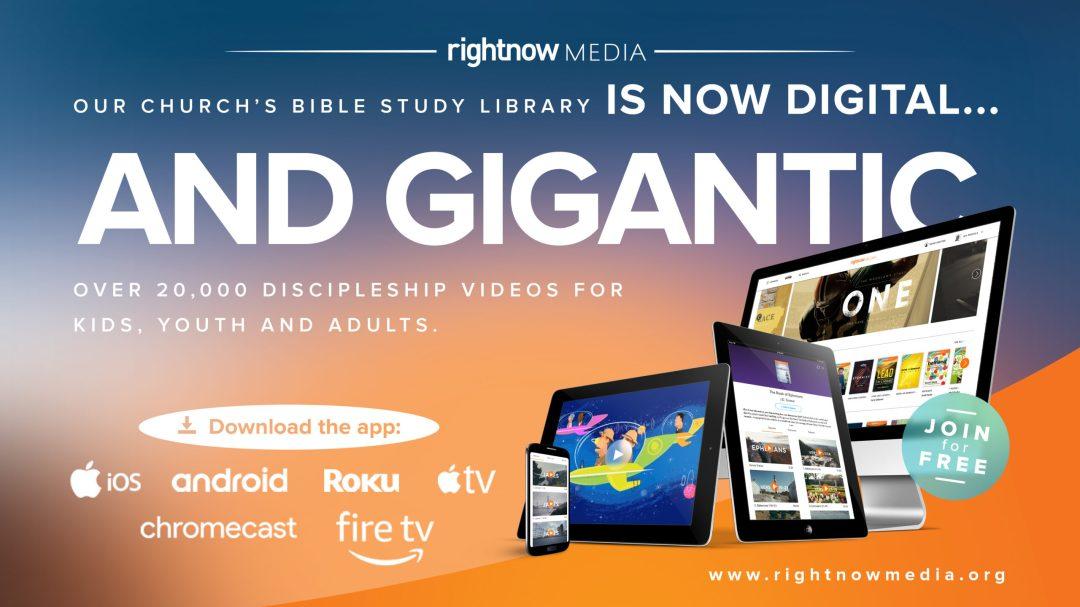 RightNow Media | StoneBridge Church