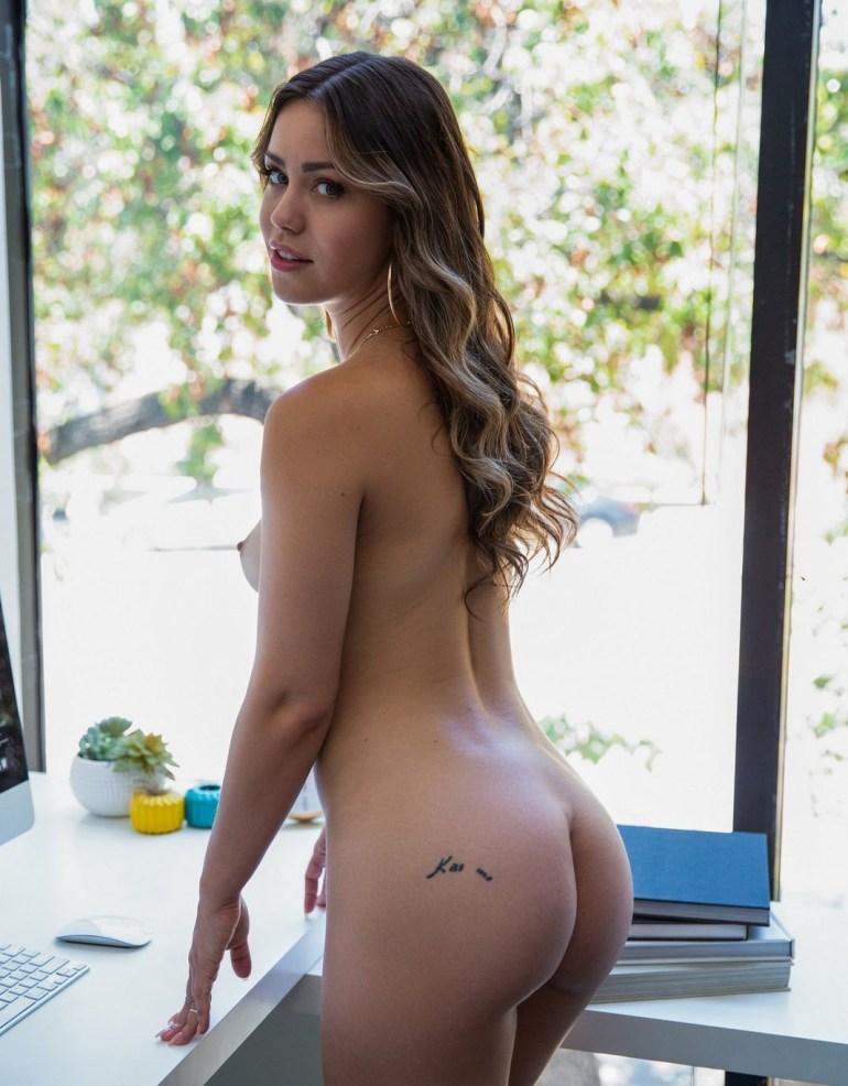Fotos sensuais de mulheres nuas elegantes