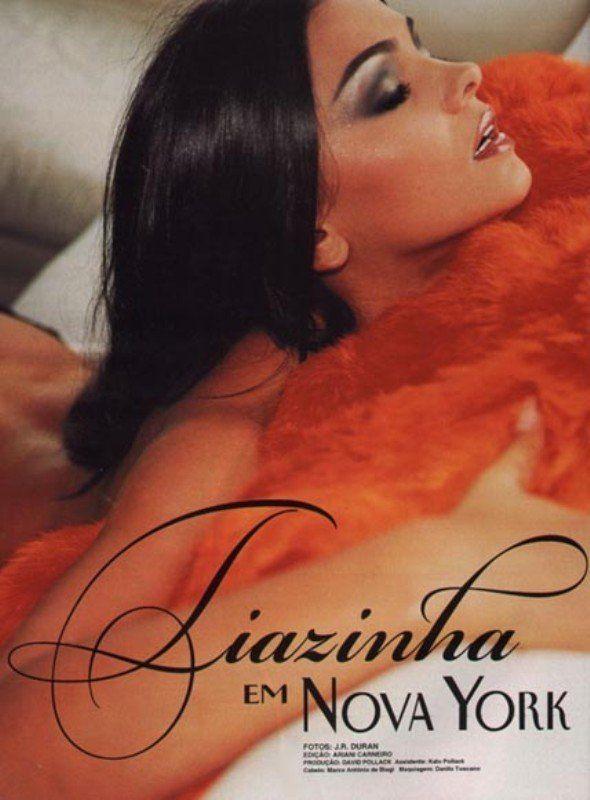 Foto da Tiazinha pelada na Playboy do ano 2000 - Site Gostosas e Peladas