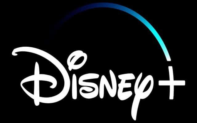 disney plus logo zwart
