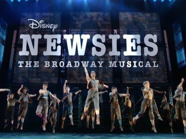 newsies the musical