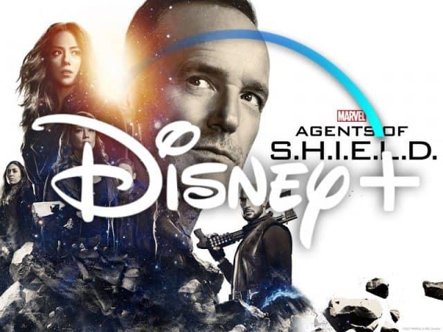 agents of shield, seizoen 5, disney plus, marvel