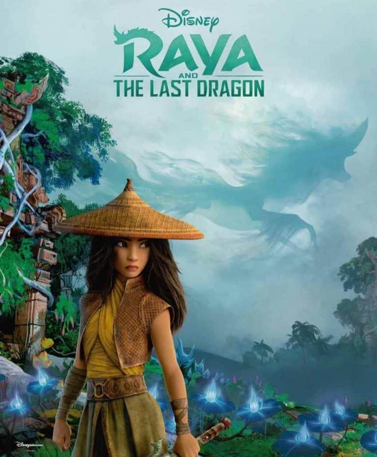 disney, raya and the last dragon, first look