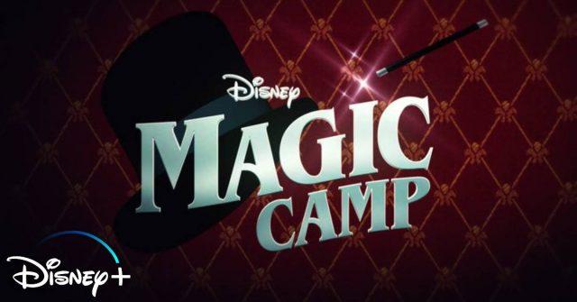 magic camp, disney plus, disney+