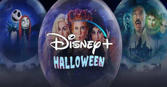 disney plus, halloween, 2 oktober 2020
