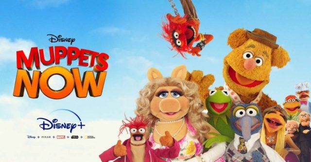 muppets now, disney plus, nederland