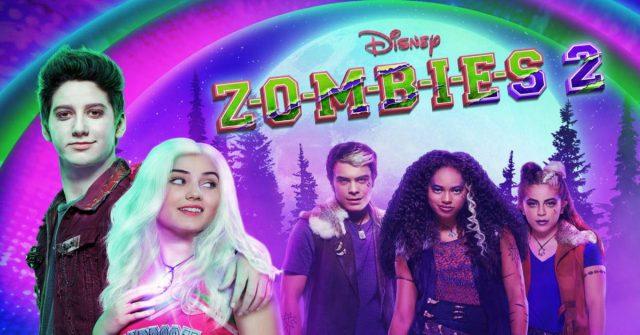 zombies 2, disney