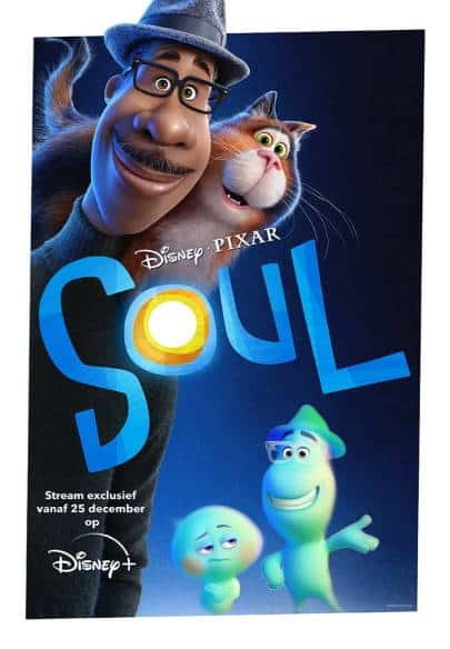 disney plus, soul, promo poster