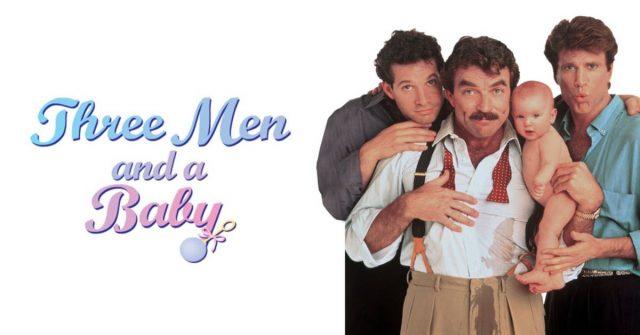 three men and a baby, disney plus, disney+