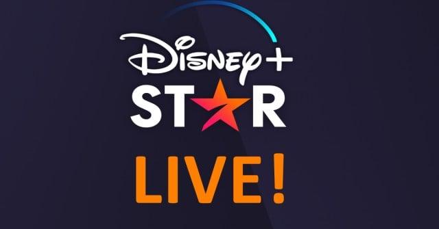 star, disney plus, disney+, nederland, live