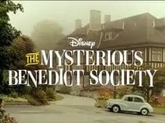 the mysterious benedict society, disney plus, disney+