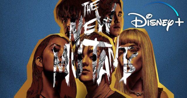 the new mutants, marvel, disney plus, disney+