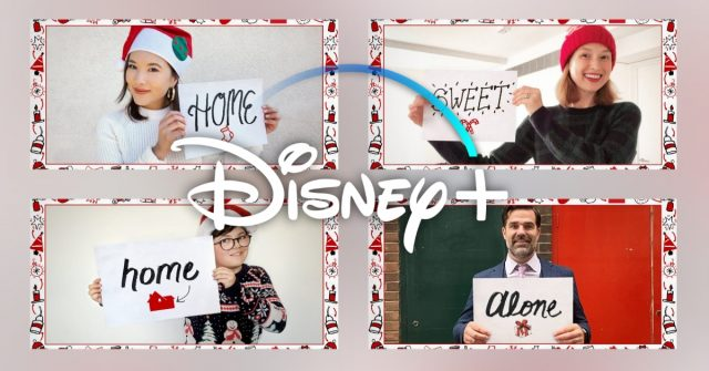 home sweet home alone, disney plus, disney+