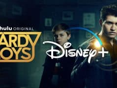 the hardy boys, dinsey plus-