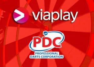 viaplay, darts, nederland-