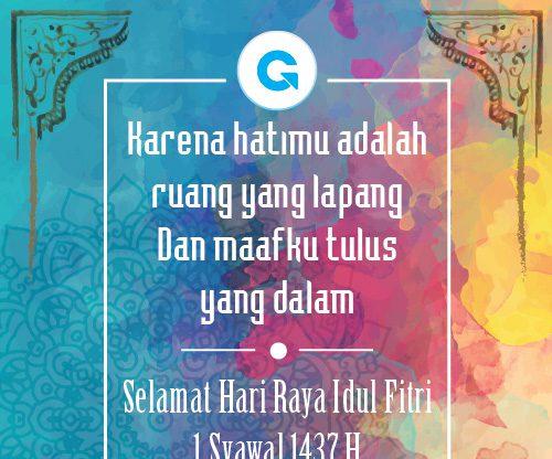 Kata Kata Ucapan Selamat Idul Fitri Yang Indah Dan Menarik Gosulsel