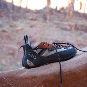 第一次買岩鞋就上手-新手教學