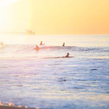 衝浪禮貌運動,你有不小心搶到別人的浪嗎?