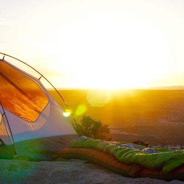 登山睡眠系統-如何挑選睡袋與睡墊