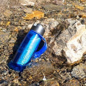來自瑞士的LifeStraw Go淨水瓶開箱心得