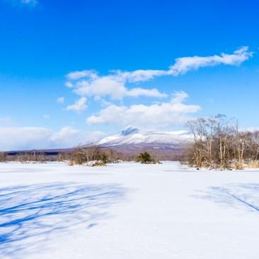 新日本三景,冬季北海道的大沼公園