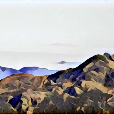 陽明山的初心者路線,小油坑到七星山