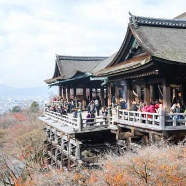日本京都,你所不知道的清水寺