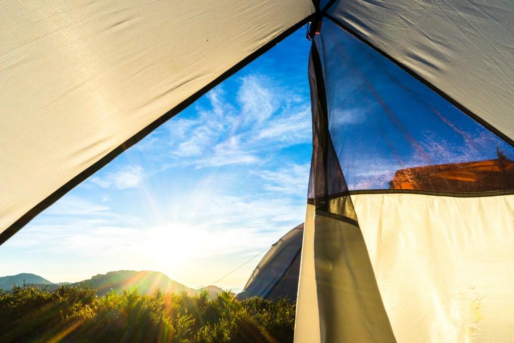 登山睡眠系統