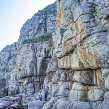 魅力龍洞,攀岩系的渴望