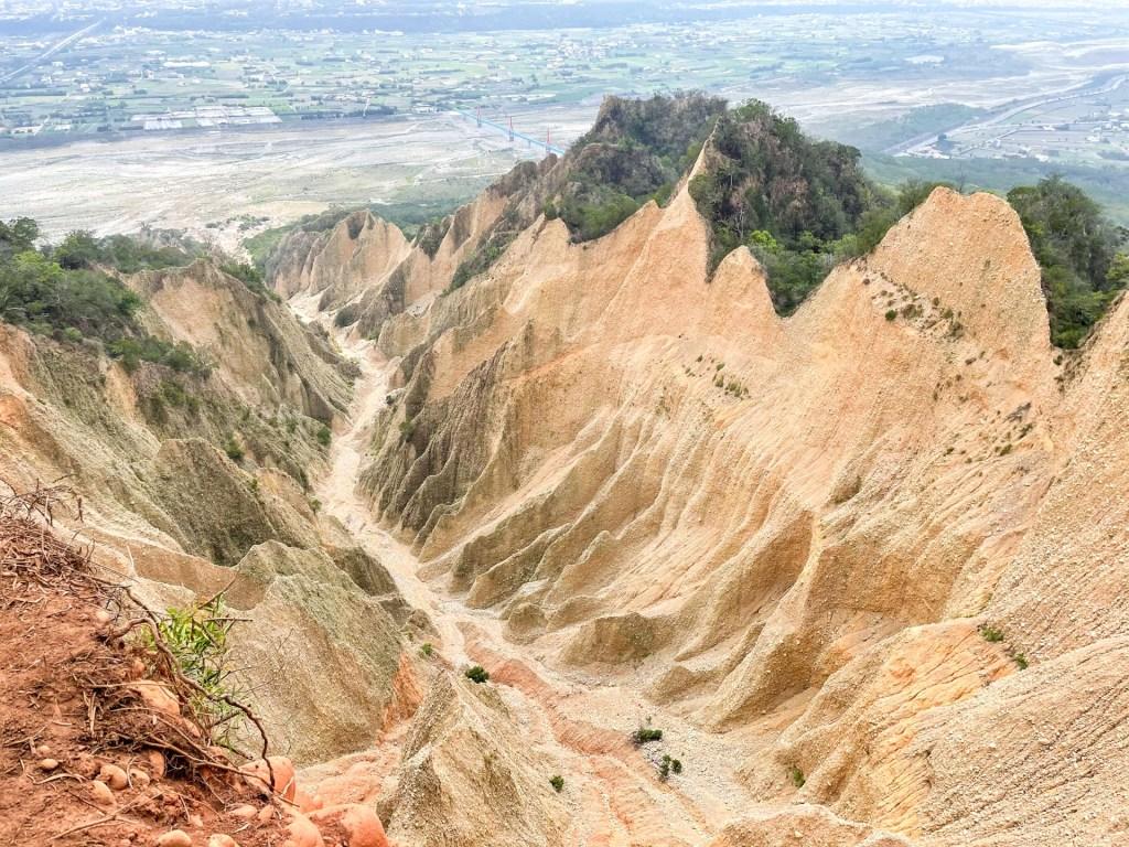 火炎山大峽谷2