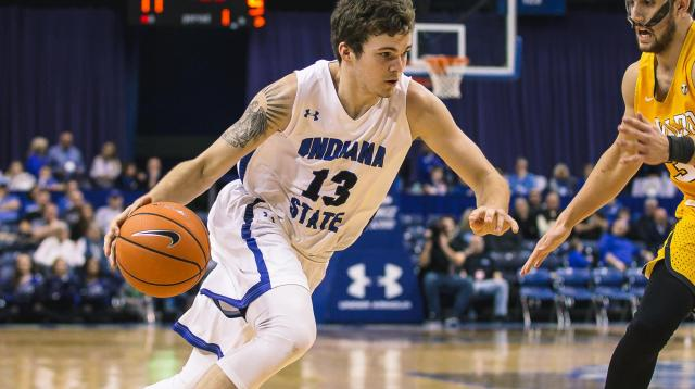 Northern Iowa Panthers vs Indiana State Sycamores College Basketball 2019 এর ছবির ফলাফল