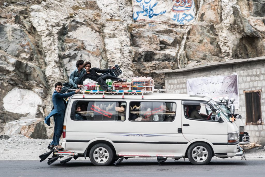 Transportation in Pakistan