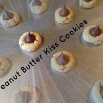 Easy Peanut Butter Kiss Cookies