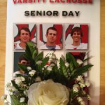 (Almost) Wordless Wednesday (The Senior Day Edition)