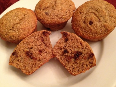 ViSalus Vi-Shape Banana Bread Muffin Recipe