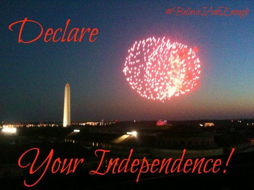 Healthy Declaration of Independence
