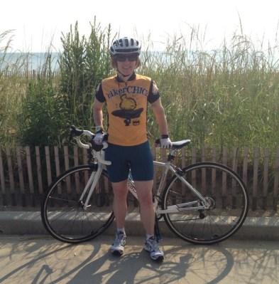 Cycling At Rehoboth Beach